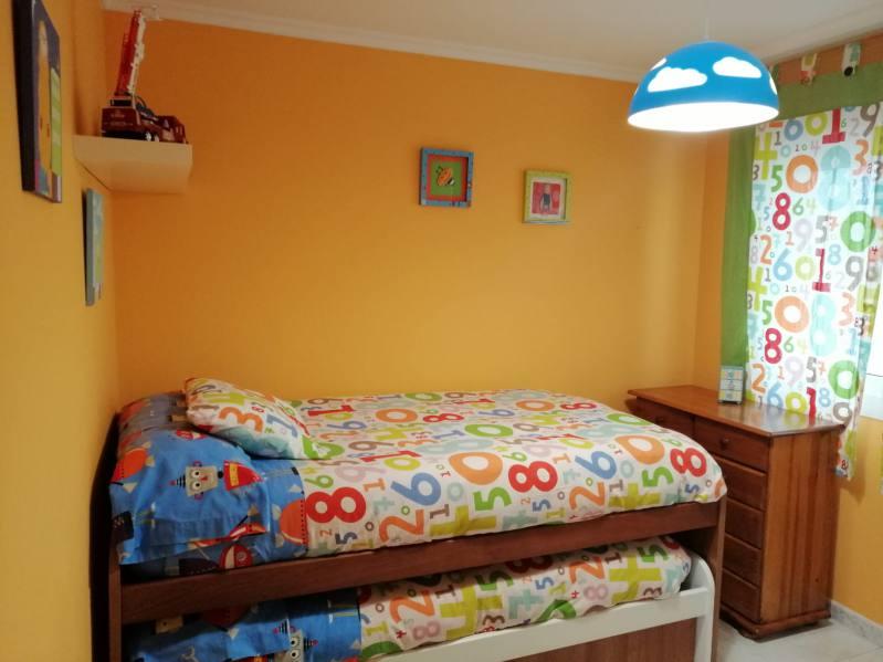 habitacion cama nido