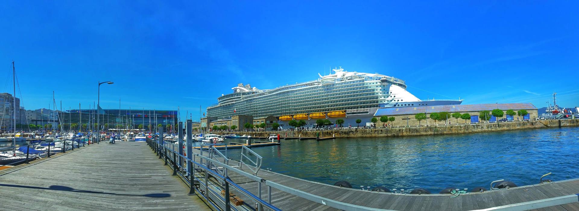 crucero galicia