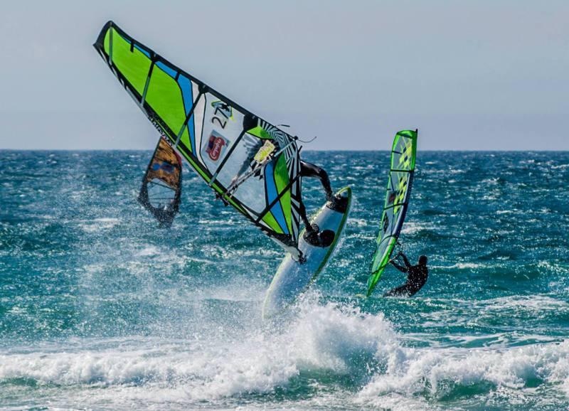windsurf lanzada