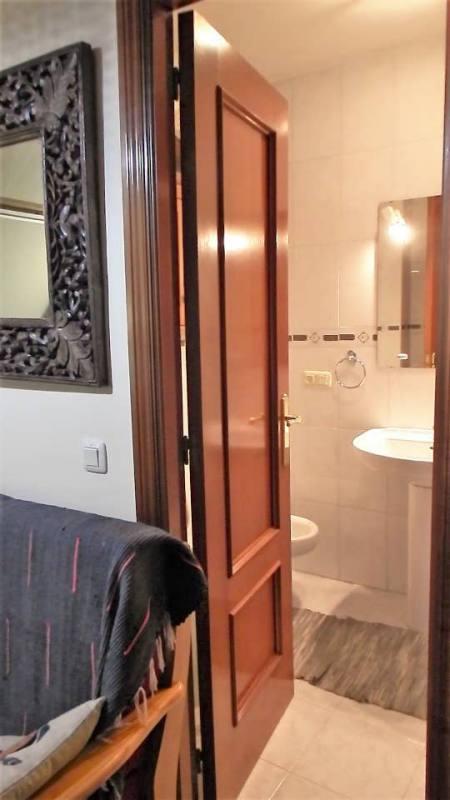 baño atico baiona