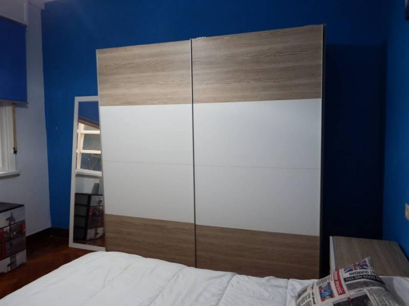 dormitorio piso peatonal del calvario