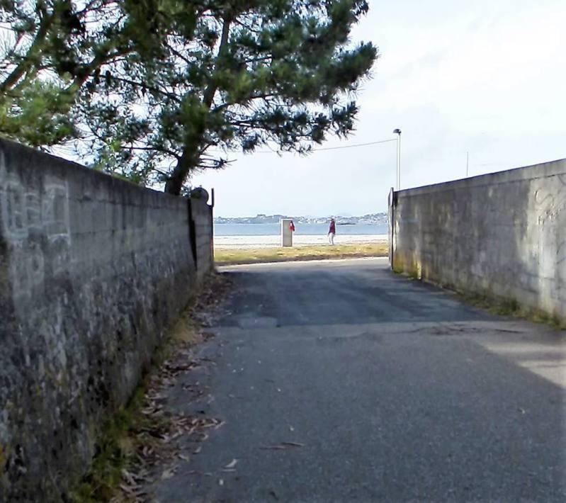 playa lodeira baiona 07