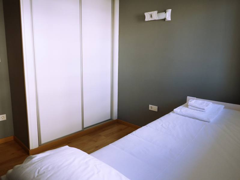 Habitacion Apartamento Pilar 02