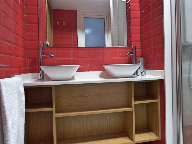apartamento pi margall baño