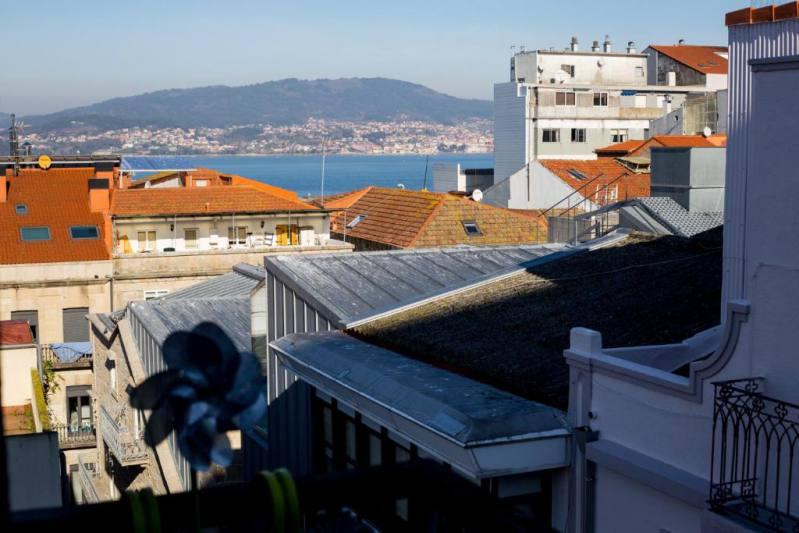 romantic nest terraza
