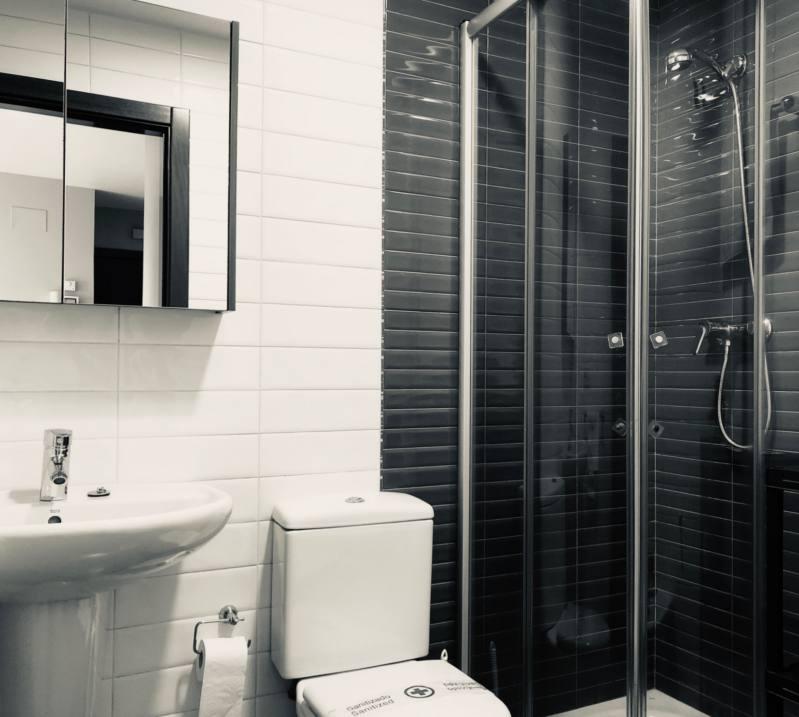 Baño Apartamento Aragón