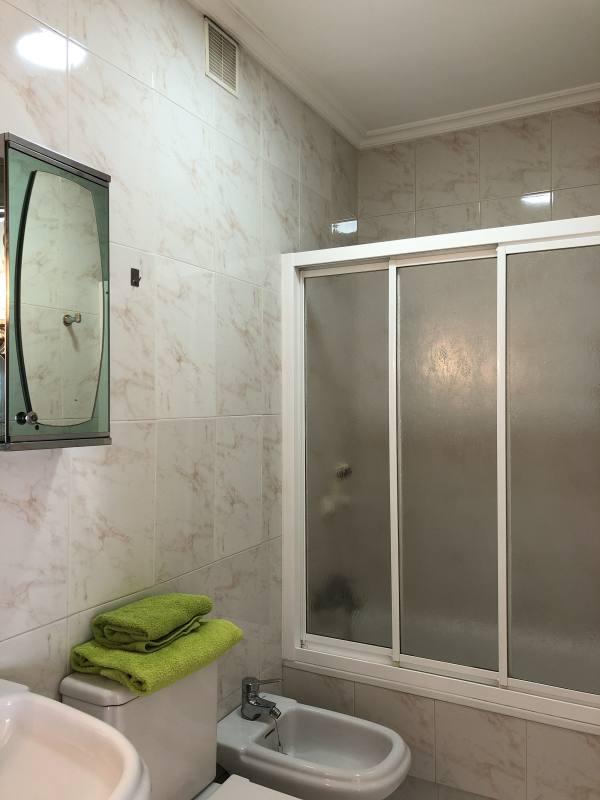 Baño Apartamento Santa Marta
