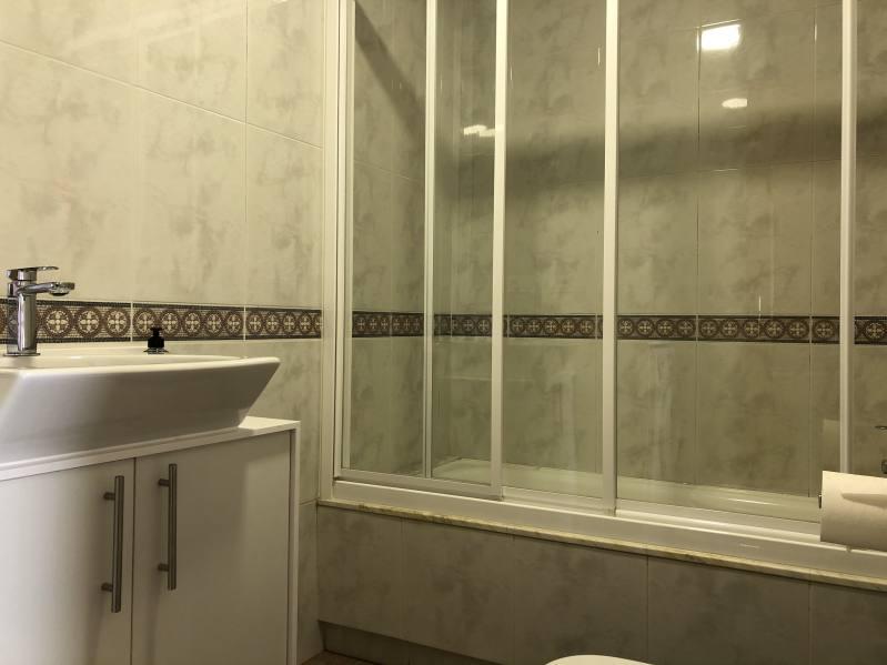Baño Apartamento Sanxenxo 2D