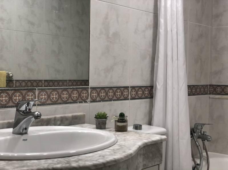 Baño Apartamento Sanxenxo 2G