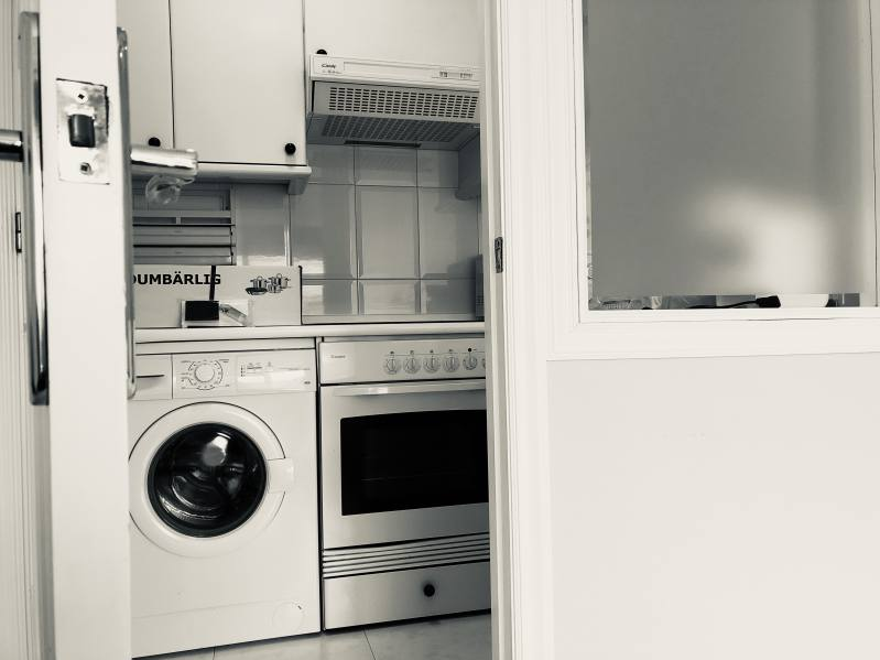 Cocina Apartamento Santa Marta