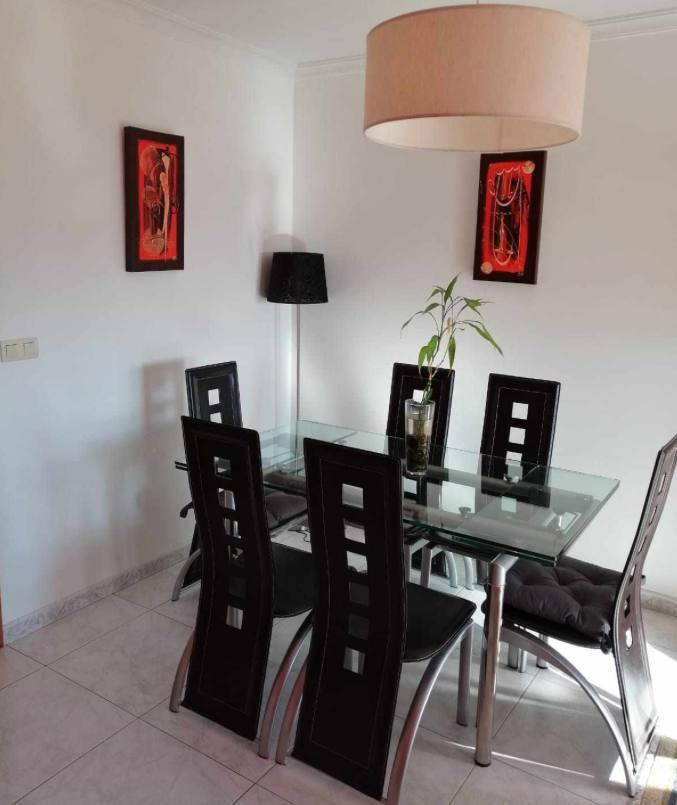 Comedor Apartamento Sanxenxo Familiar 2B