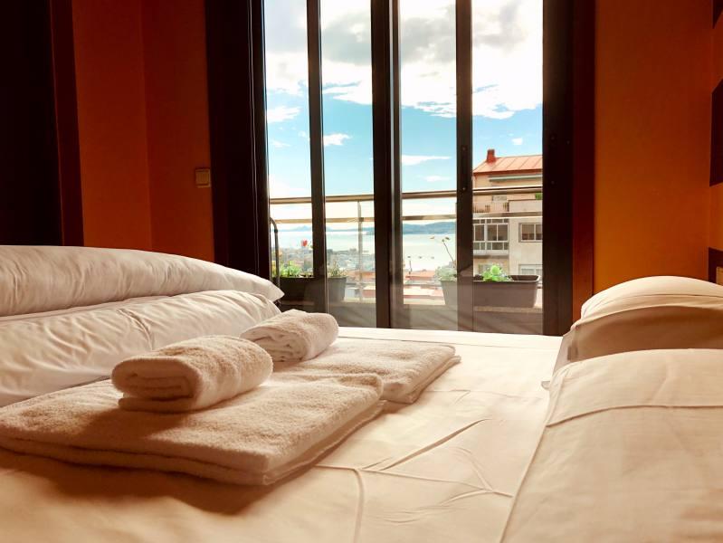 Dormitorio Apartamento Aragón