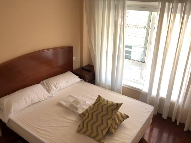 Dormitorio Apartamento Santa Marta