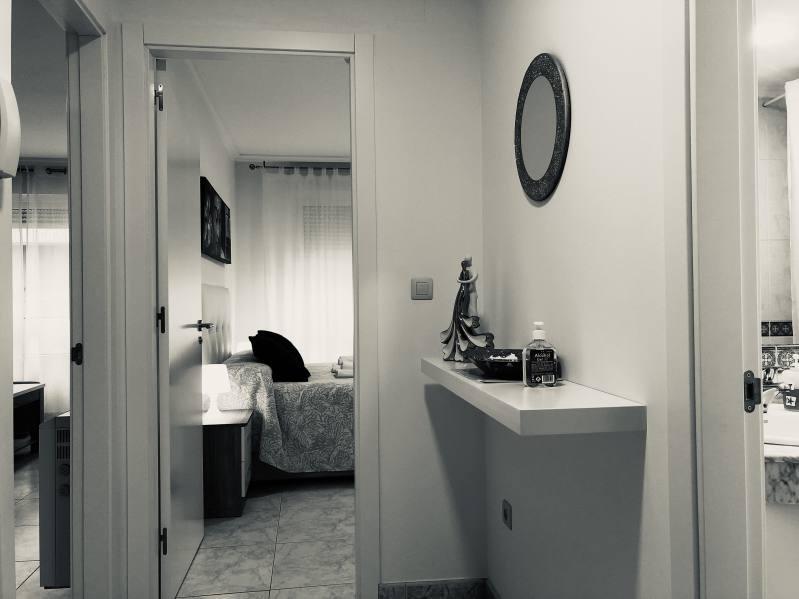 Recibidor Apartamento Sanxenxo 2G
