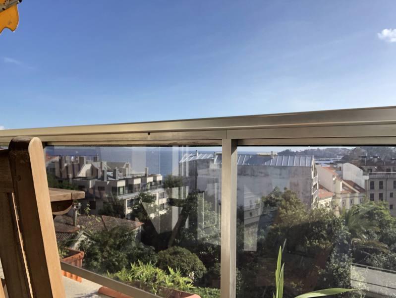 Terraza Apartamento Sanxenxo Familiar 2B