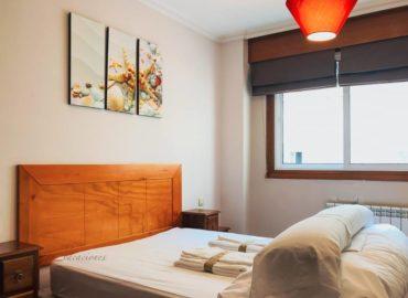 Apartamento García Barbón Dormitorio