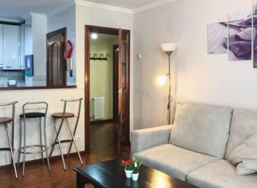 Apartamento García Barbón Salón