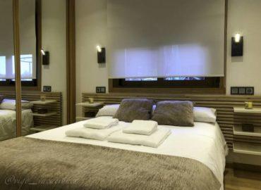 Apartamento Saianes Dormitorio