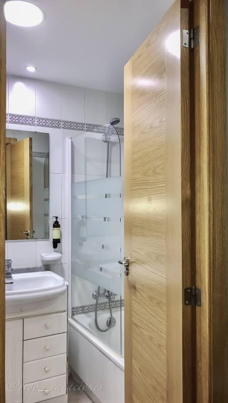 Apartamento Torrente Ballesteros Baño