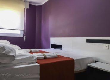 Apartamento Torrente Ballesteros Dormitorio