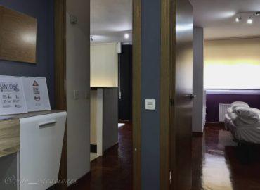 Apartamento Torrente Ballesteros Salón Cocina