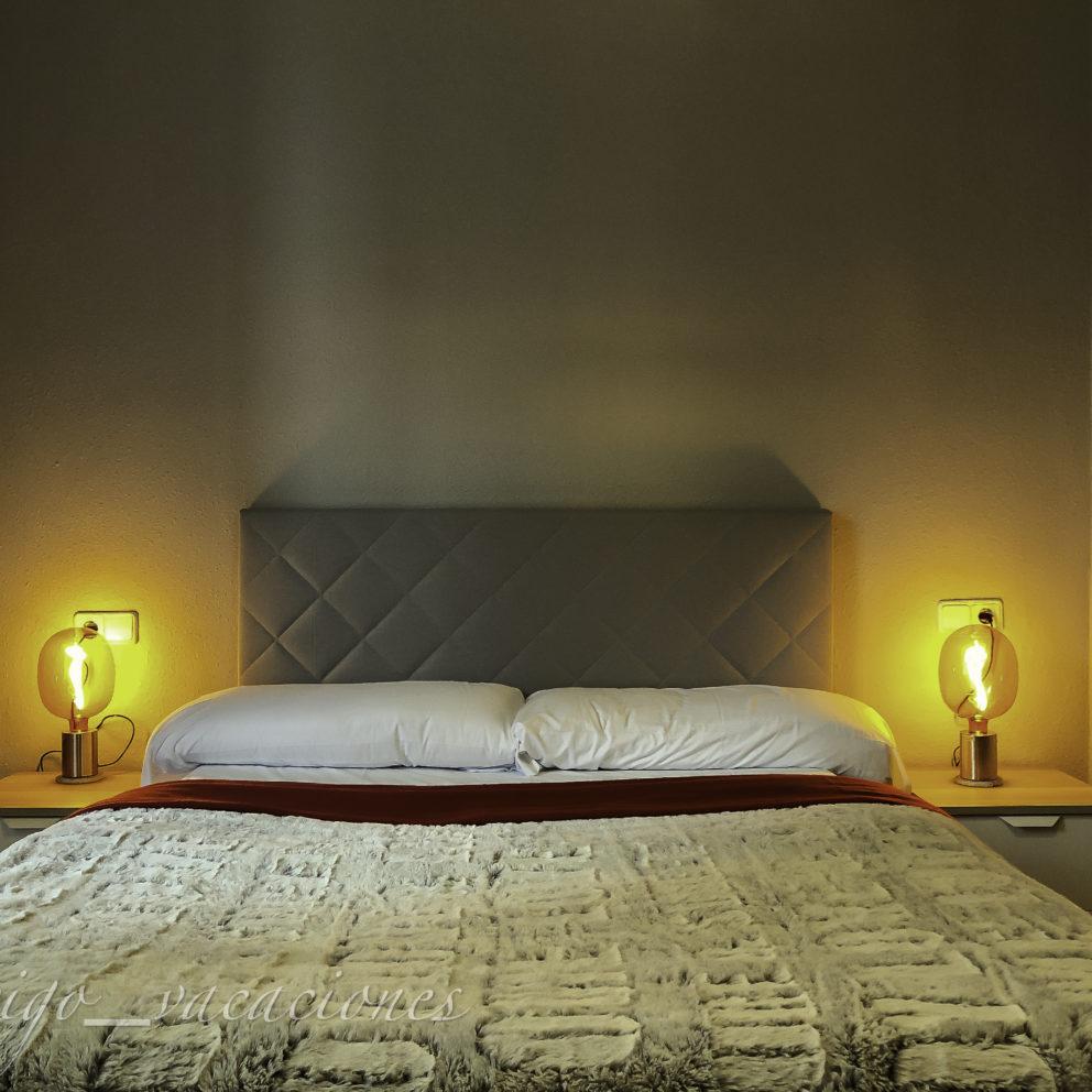1.Piso turístico La Única dormitorio principal