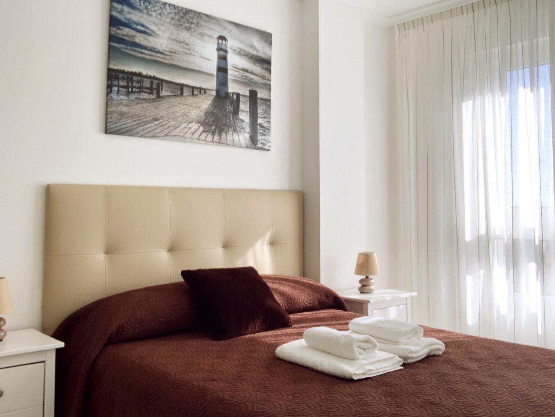 Apartamento turístico Sanxenxo 2D